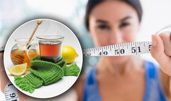 Weight loss tea reduce fat
