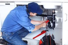 Drain plumbing service