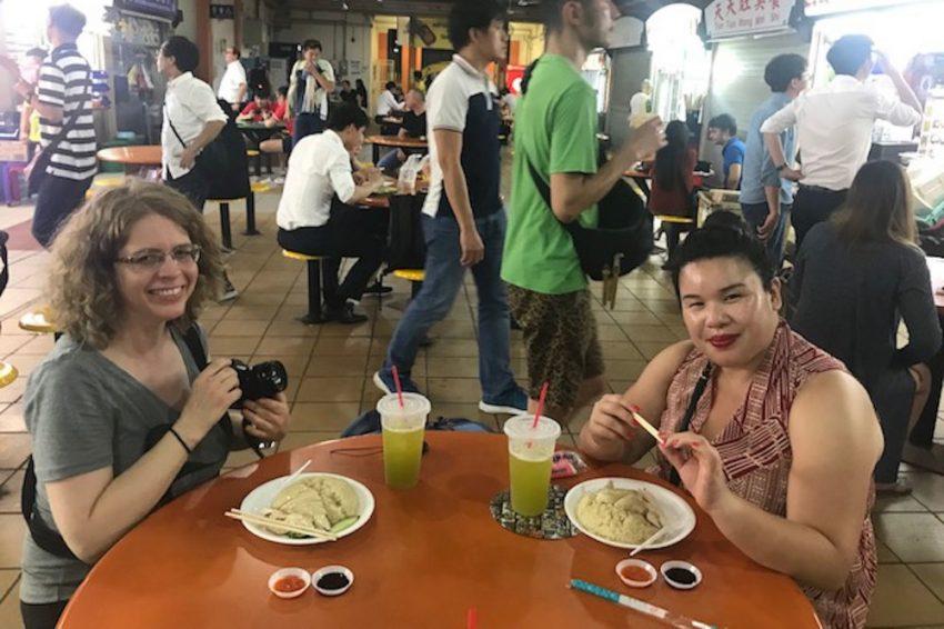 night food tour singapore